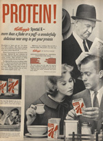 Special K, 1950s.