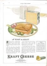 This Kraft advertisement featuring