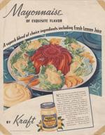 Kraft Mayo, 1939.