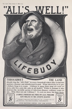 LIfebouy Soap, 1903.