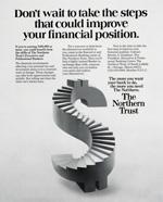 Northern Trust advertisement, 1982