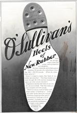 O'Sullivan Rubber Company, circa 1905.