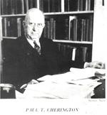 Paul Cherington, undated.