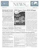 RCA's massive, multi-product newspaper campaign, 1965,