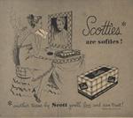 Scott Facial Tissues, 1930s.