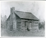 The original Union Institute building in Randolph County.