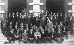 Columbian Literary Society, 1910.