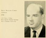 Librarian Donn Michael Farris, 1950.