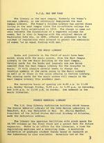 Duke University Library Newsletter, September 1974.
