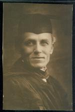 President John C. Kilgo in robes.