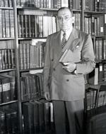 Joseph Penn Breedlove, Head Librarian, 1946.