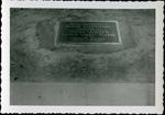 Arthur Sperry Pearse Plaque at Marine Laboratory.