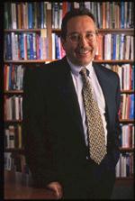 Provost Peter Lange, 1999.