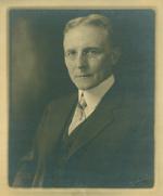 Future University President, Robert Lee Flowers, 1925.